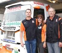 Família Boessio na Fórmula Truck
