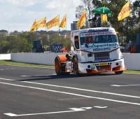 Régis Boessio único piloto gaúcho na competição