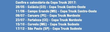 Calendário Copa Truck