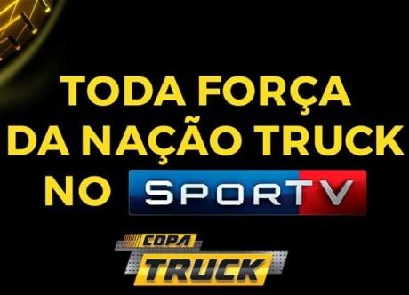 Copa Truck na SporTV