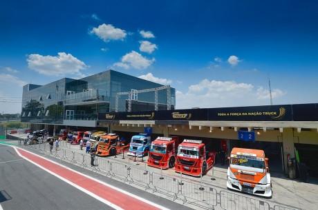 Copa Truck em Interlagos
