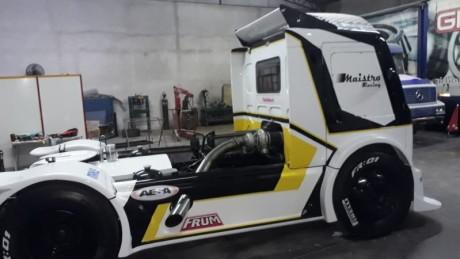 Boessio na Maistro Racing
