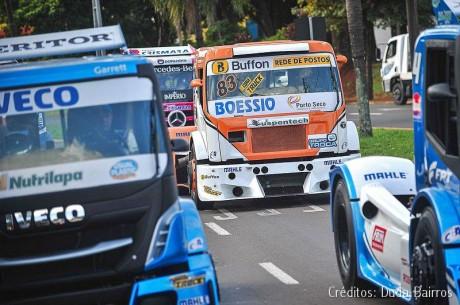 Boessio Competições na Copa Truck